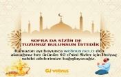 2020 Ramazan Ayı Bağış Kampanyası