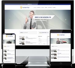 Rent A Car Web Paketi
