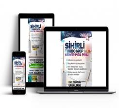 Tek Ürün Web Tasarımı (Yaprak Site)