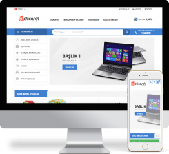 E-Ticaret Web Paketi-V2